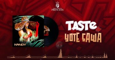Nandy Yote Sawa Mp3 Download