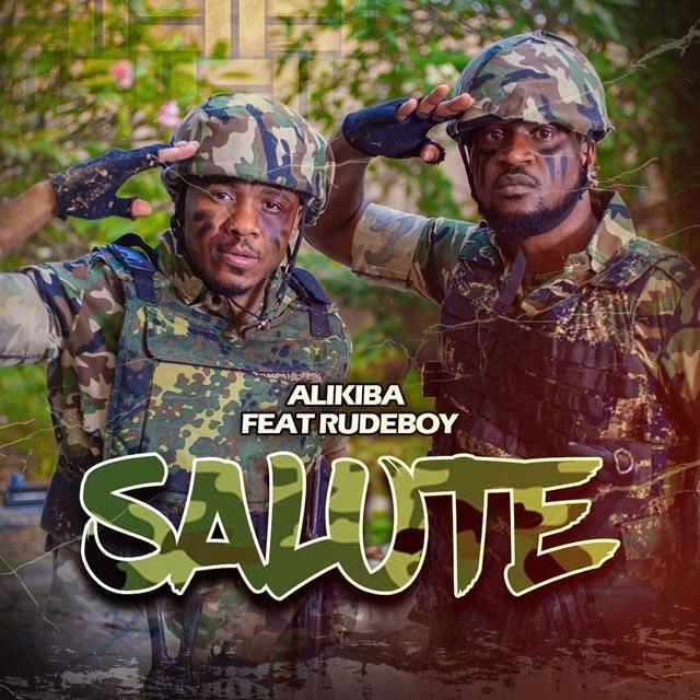 Alikiba ft Rudeboy Salute Mp3 Download