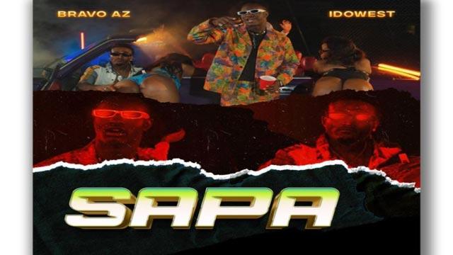 Bravo AZ ft Idowest Sapa Mp3 Download