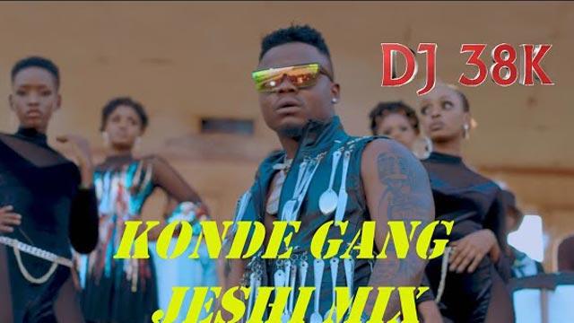 DJ 38K Harmonize Bongo Drive 3 Mix Mp3 Download