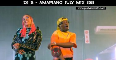 DJ B TheSpinDokta - AMAPIANO JULY MIX 2021