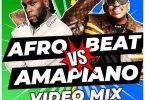 DJ Shinski Amapiano Afrobeat Mix Vol 1 Mp3 Download