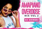 DJ Shinski Amapiano Overdose Mix 2 Mp3 Download