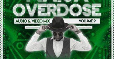 DJ Shinski Naija Overdose Mix Vol 9 Mp3 Download