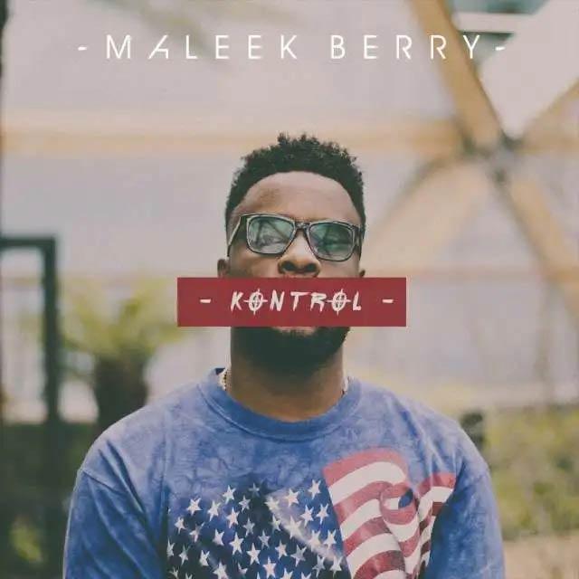 Maleek Berry Kontrol Mp3 Download