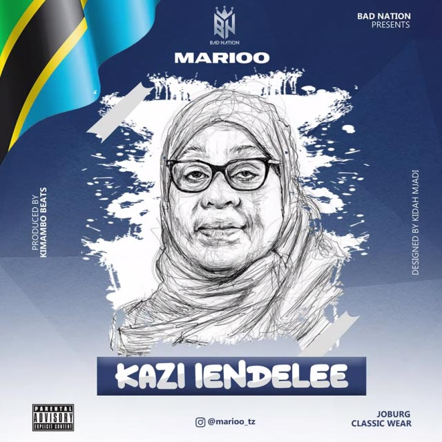 Marioo Kazi Iendelee Mp3 Download