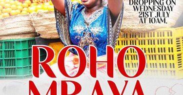 Nadia Mukami Roho Mbaya mp3 download