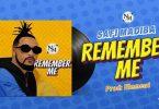 Safi Madiba Remember Me Mp3 Download