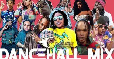 DJ Easy Dancehall August 2021 Mix Mp3 Download