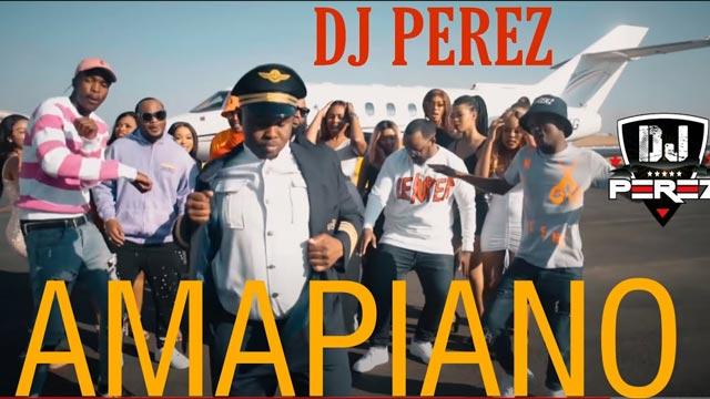 DJ Perez Amapiano Mix Vol 3 2021 Mp3 Download