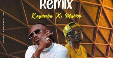 Kayumba ft Marioo Nimegonga Remix Mp3 Download