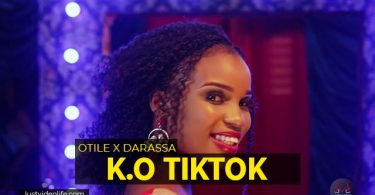 Otile Brown ft Darassa K.O Tiktok Mp3 Download