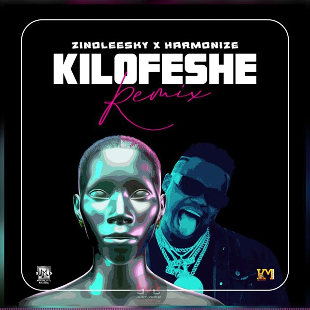 Zinoleesky ft Harmonize Kilofeshe Remix Mp3 Download