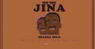 Shasha Solo Jina Mp3 Download
