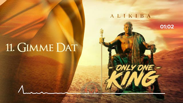 Alikiba Gimme Dat Mp3 Download