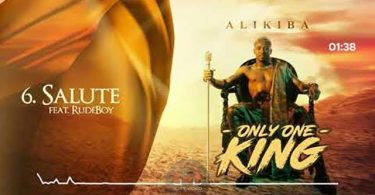 Alikiba feat RudeBoy Salute Mp3 Download