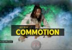 Jay Rox ft SlapDee Commotion Mp3 Download